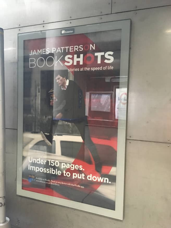 Books for commuters – how to target your audience